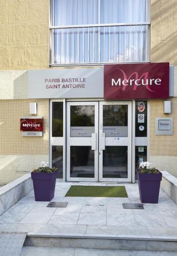 Mercure Paris Bastille Saint Antoine photo 27