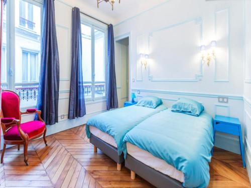Grand Haussmann Opera 3 Bedrooms Apartment