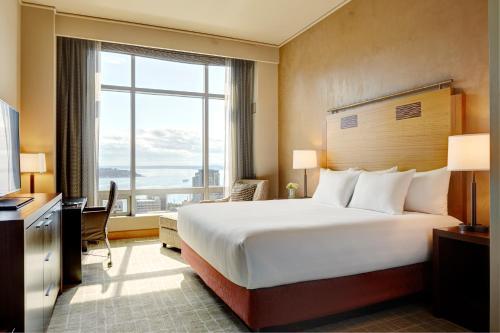 Grand Hyatt Seattle - Seattle, WA 98101