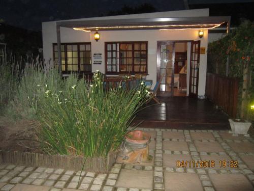 Twilight Cottage Photo
