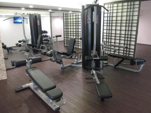Aldea Thai Hotel Suites Photo