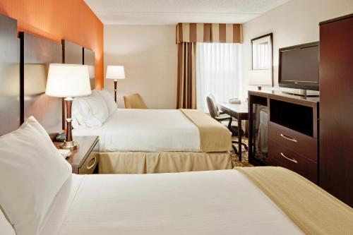 Holiday Inn Express Wilkes Barre East - Wilkes Barre, PA 18702