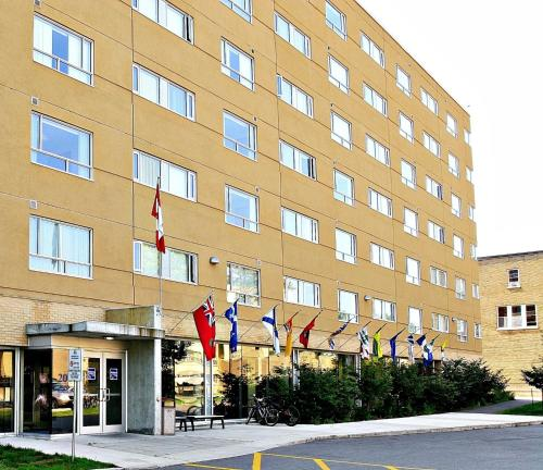 Residence & Conference Centre - Ottawa Downtown - Ottawa, ON K1S 5T8