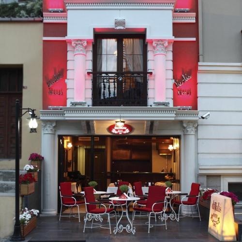 Istanbul Divalis Hotel ulaşım