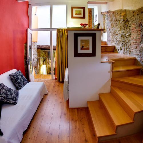 Habitación Doble Superior Hotel La Freixera 1