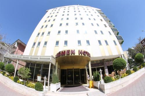 Ankara Segmen Hotel adres