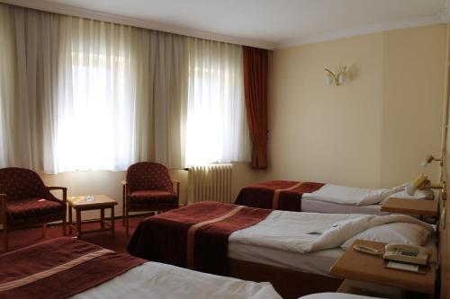 Segmen Hotel, Ankara
