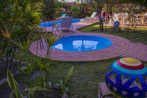 Pousada Lagoa Pequena Photo