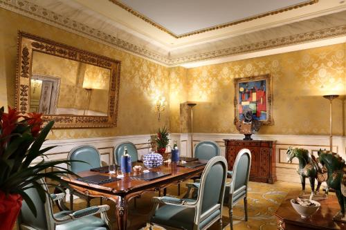 Hotel Splendide Royal Small Luxury Hotels Of The World Rome In Italy