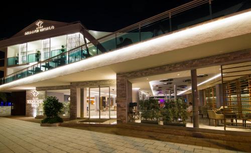 Icmeler Mirage World Hotel ulaşım