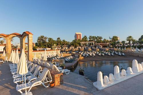Antalya Club Hotel Sera online rezervasyon