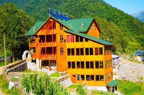 Maralköy Macahel Green Roof Hotel fiyat
