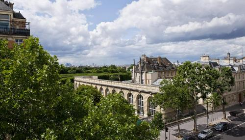 Hotel Observatoire Luxembourg photo 10