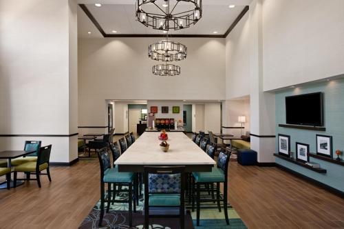 Hampton Inn And Suites Huntsville/research Park Area - Huntsville, AL 35806