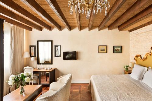 Deluxe Premium Zimmer Hotel Casa 1800 Sevilla 4