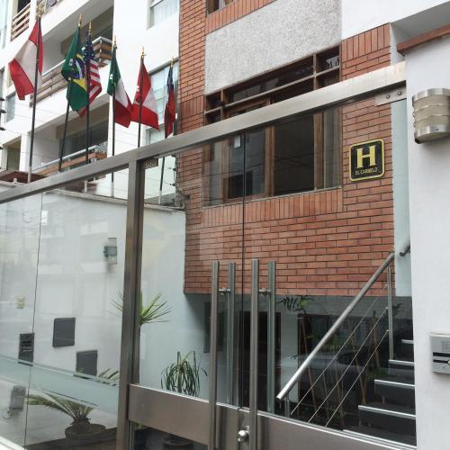 Hotel El Carmelo Miraflores Photo