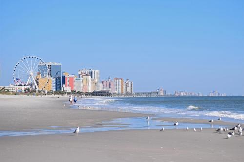 Holiday Sands North on The Boardwalk - Myrtle Beach, SC 29577