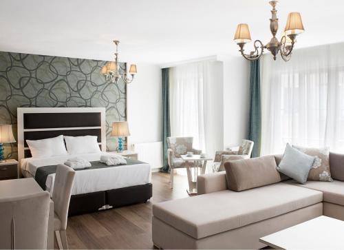 Istanbul Turkuaz Suites Bosphorus adres