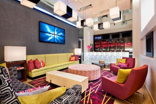 Aloft Manhattan Downtown - Financial District photo 9