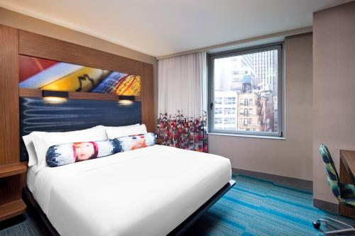 Aloft Manhattan Downtown - Financial District photo 10