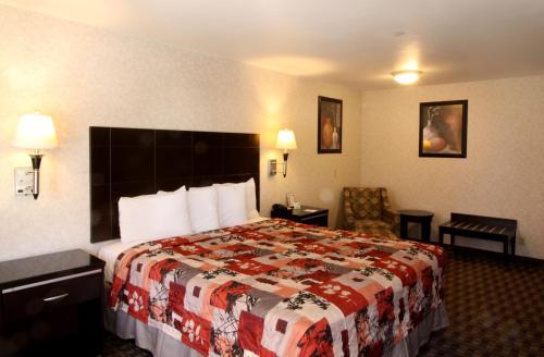 Sunburst Spa & Suites Motel Photo