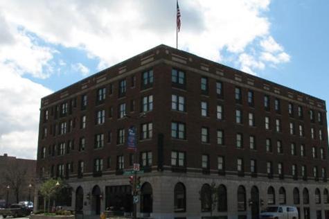 The Eldridge Hotel - Lawrence, KS 66044