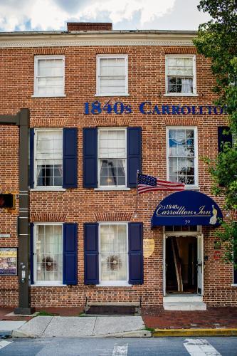 1840s Carrollton Inn Photo