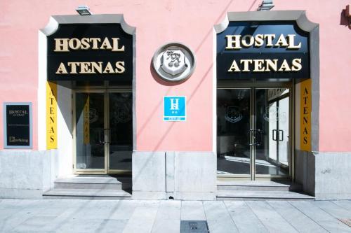 Hostal Atenas photo 12