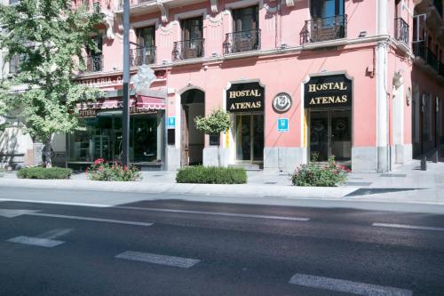 Hostal Atenas photo 13