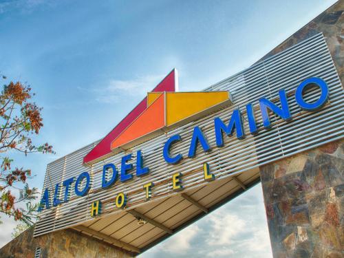 Foto de Hotel Alto del Camino