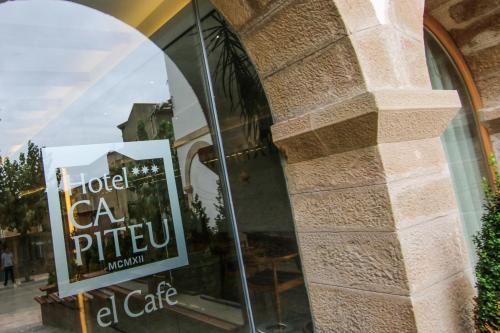 Hotel Cal Piteu