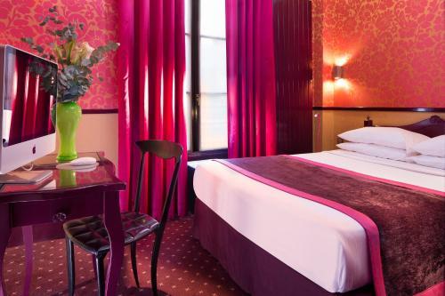 Hotel Design Sorbonne photo 6