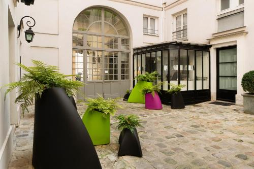 Hotel Design Sorbonne photo 15
