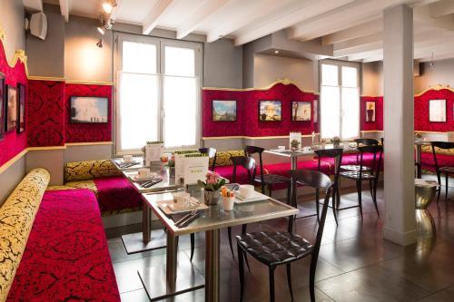 Hotel Design Sorbonne photo 21