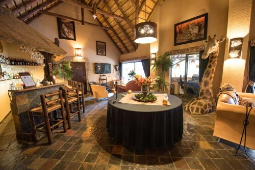 African Rock Lodge Photo