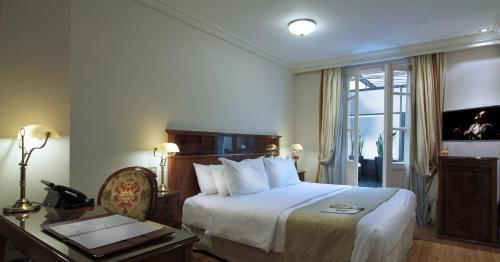 Melia Recoleta Plaza Hotel photo 33