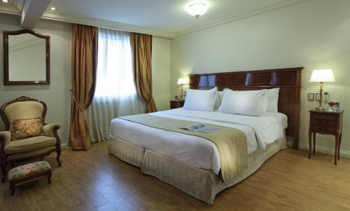 Melia Recoleta Plaza Hotel photo 48