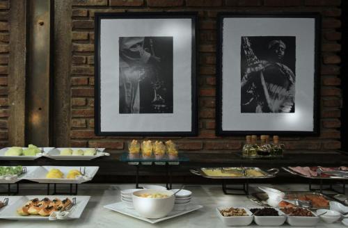 Melia Recoleta Plaza Hotel photo 65