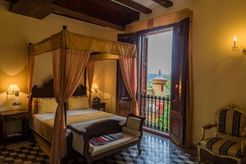 Habitación Doble con bañera Hotel Villa Retiro 4