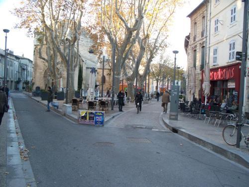 studio Avignon centre historique