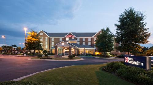 Hilton Garden Inn Macon / Mercer University - Macon, GA 31204