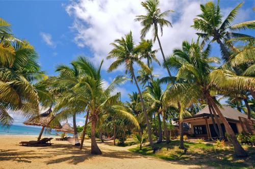 Naukacuvu Island, Yasawa Islands, Fiji.