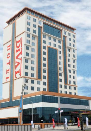 Malatya Di̇val Hotel