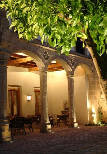 Hotel puerta de la luna baeza ja n - Hotel puerta del arco ...