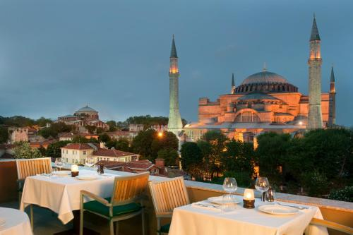 Istanbul The And Hotel Sultanahmet- Special Category rezervasyon