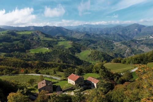 Agriturismo Terrazza sul Parco Bed & breakfast Bagno Di Romagna in Italy
