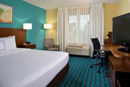 Fairfield Inn & Suites by Marriott Orlando Lake Buena Vista in the Marriott Village photo 14