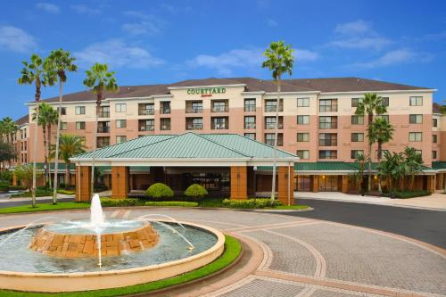 Courtyard by Marriott Orlando Lake Buena Vista in the Marriott Village photo 22