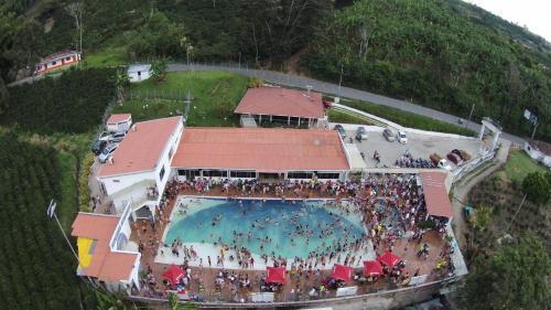 Foto de Sky Club Eco Hotel