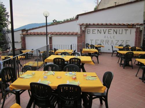 Albergo Le Terrazze Hotel Vaglia in Italy